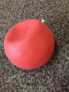 ボール(赤)